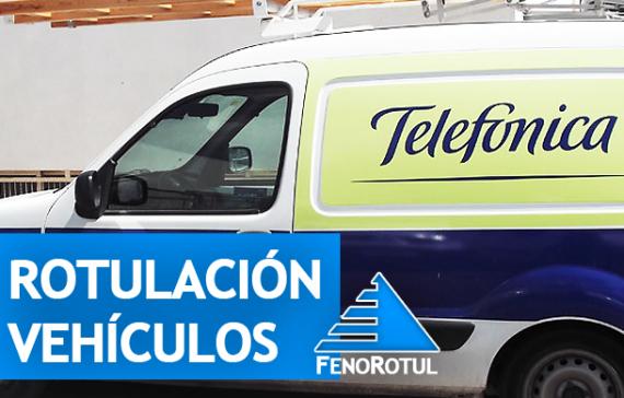 Especialistas en Vinilos furgones y furgonetas en Alicante